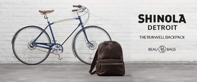 Shinola The Runwell Backpack