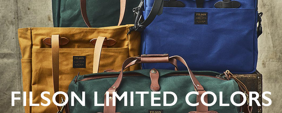 Filson Limited Colors
