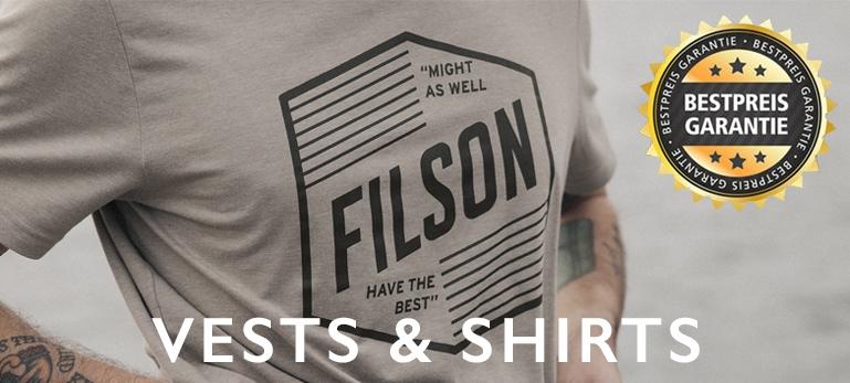 Filson Shirts & Sweaters