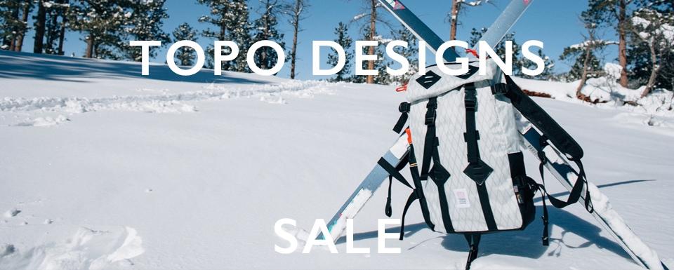 Topo Designs Sale