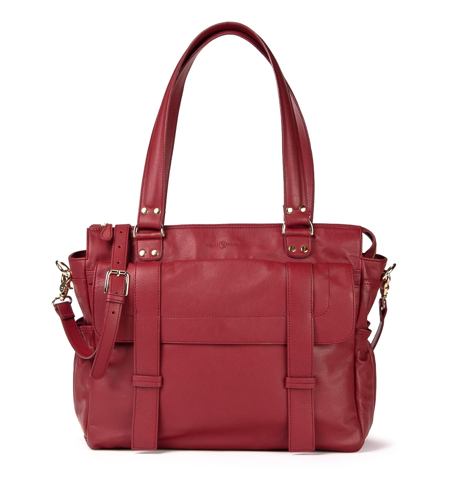 Damen Laptoptasche Sarah Samba Red