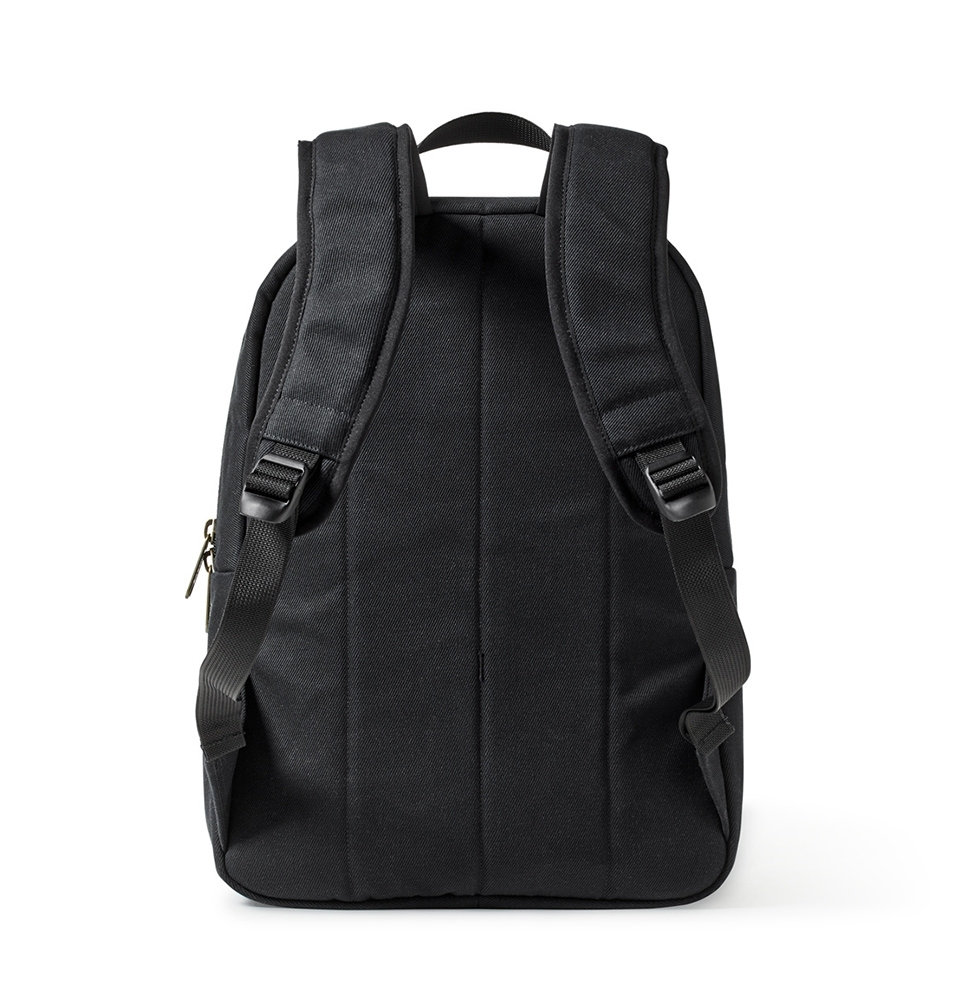 filson bandera backpack 20092142 black praktischer und robuster rucksack. Black Bedroom Furniture Sets. Home Design Ideas