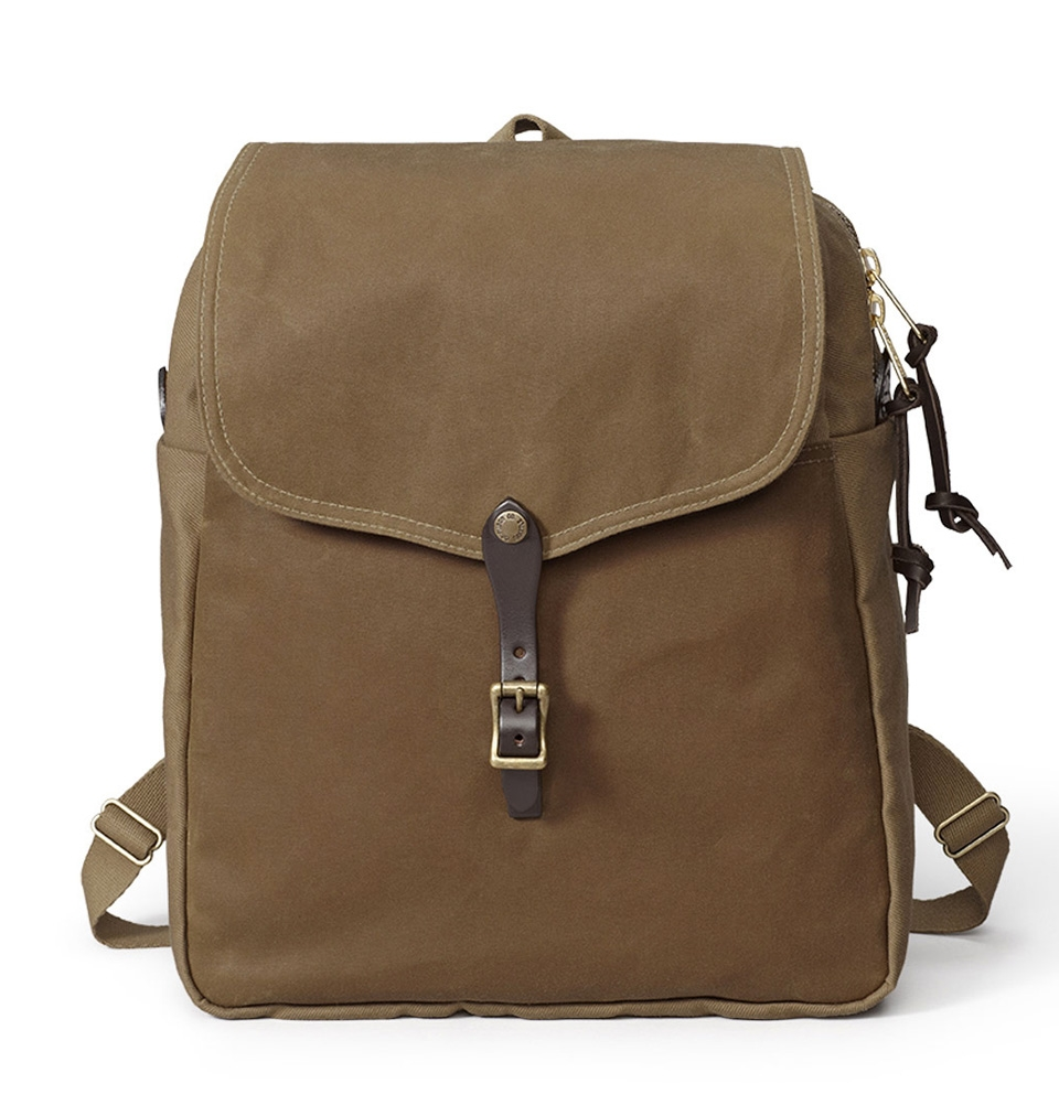 Filson Daypack 11070152-Dark Tan