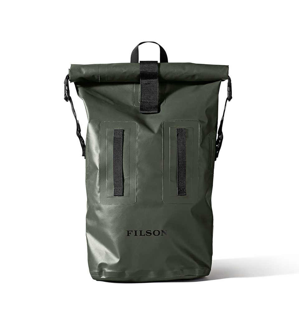 Filson Dry Duffle Backpack 11070159-Green