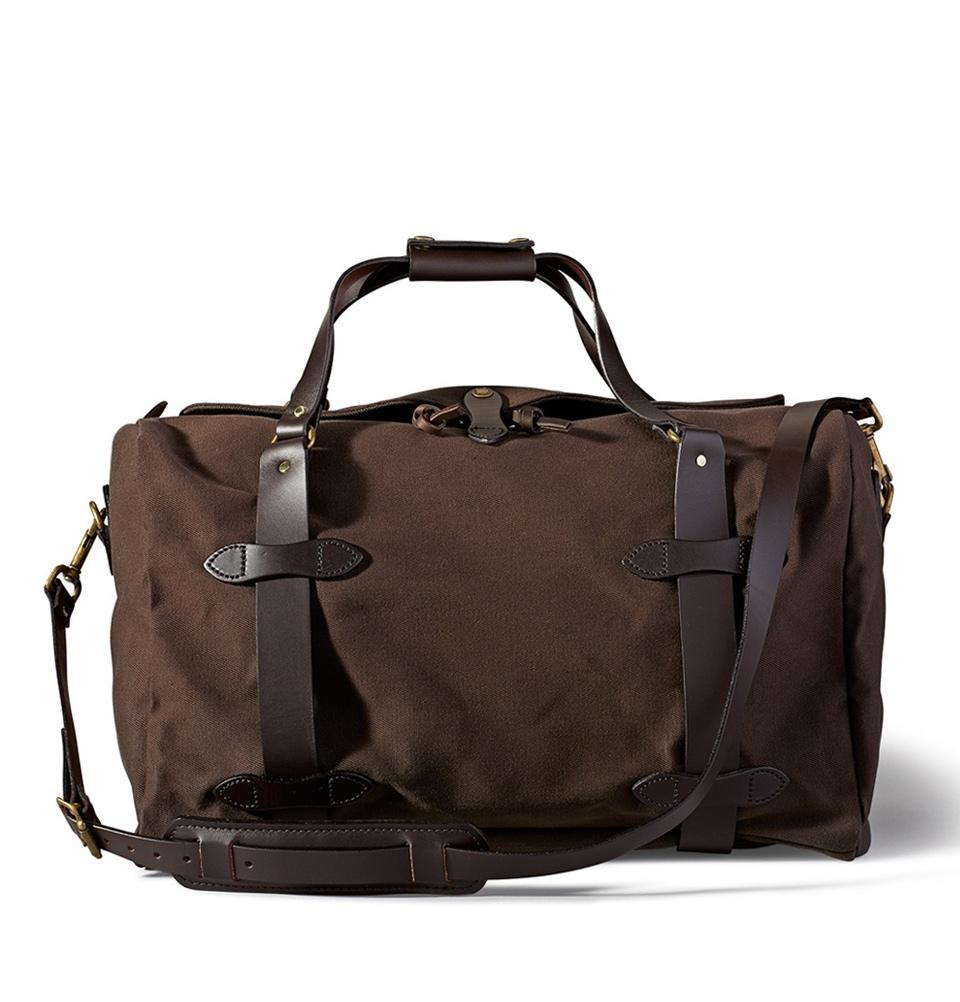 Filson Rugged Twill Duffle Bag Medium 11070325-Brown