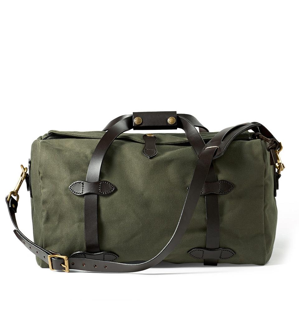 Filson Rugged Twill Duffle Bag Small 11070220-Otter Green
