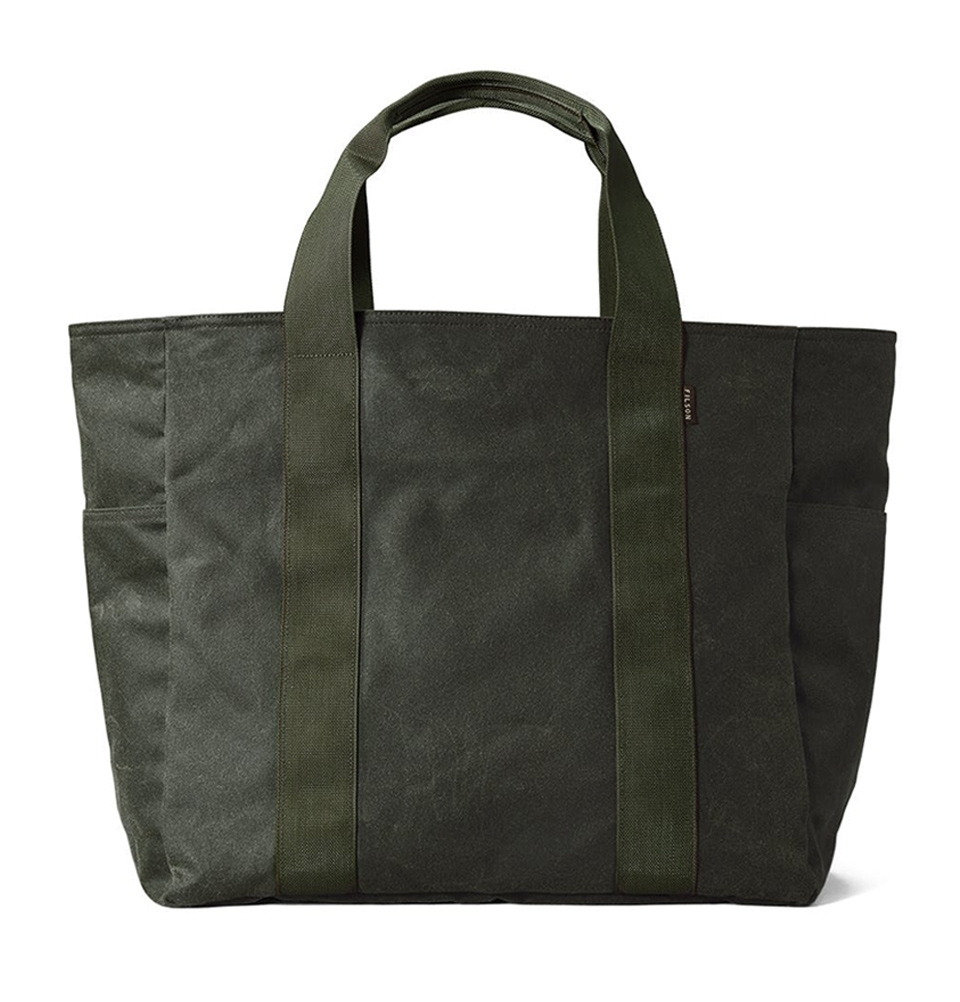 Filson Grab 'N' Go Tote Bag Large 11070391-Spruce