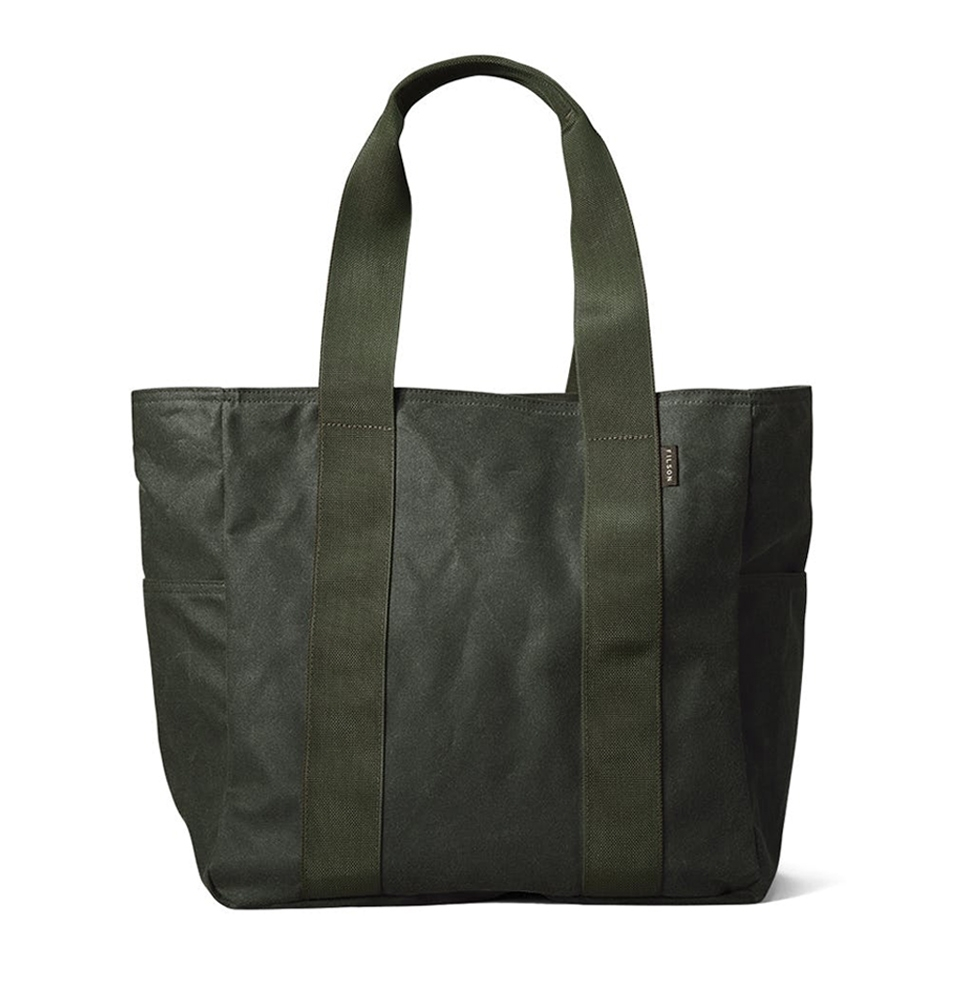 Filson Grab 'N' Go Tote Bag Medium 11070390-Spruce