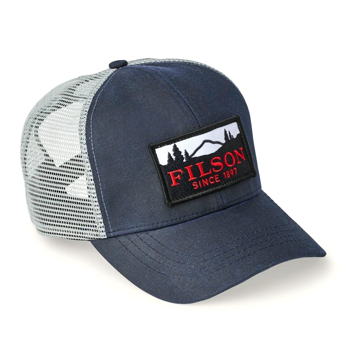 Filson Mesh Logger Cap 20157135-Navy