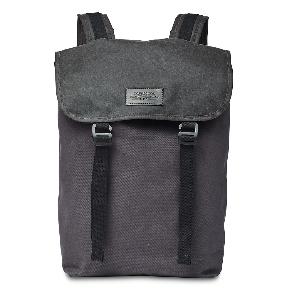 Filson Rugged Twill Ranger Backpack 20137828-Cinder