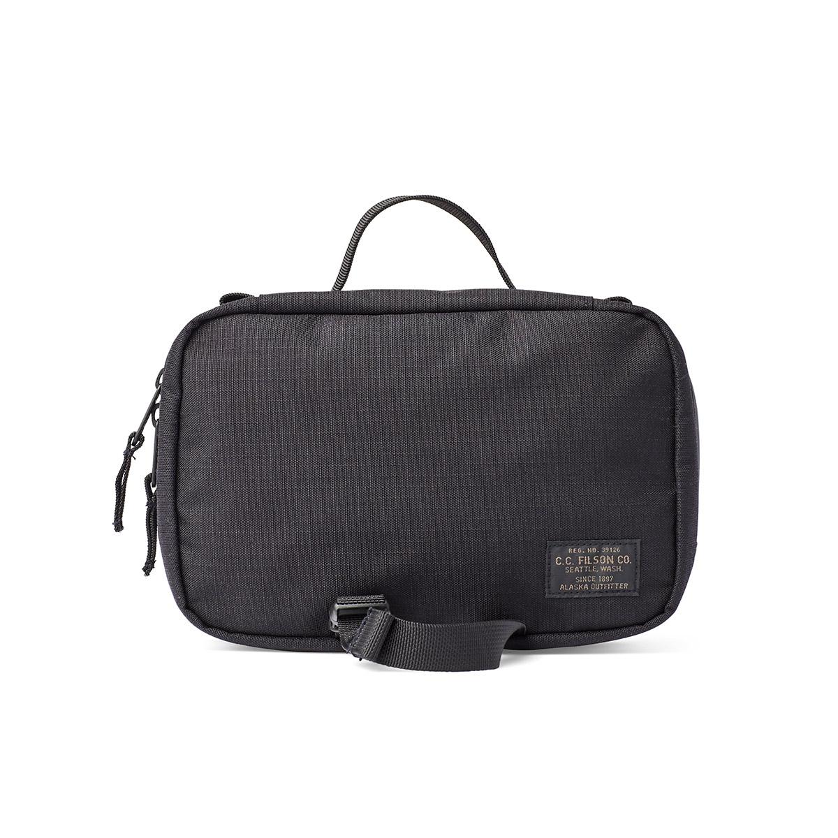 Filson Ripstop Nylon Travel Pack 20115936-Black