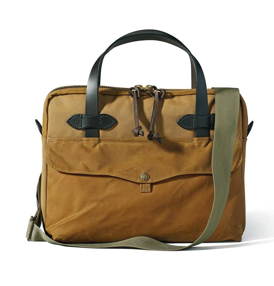 Filson Tablet Briefcase 11070324-Tan
