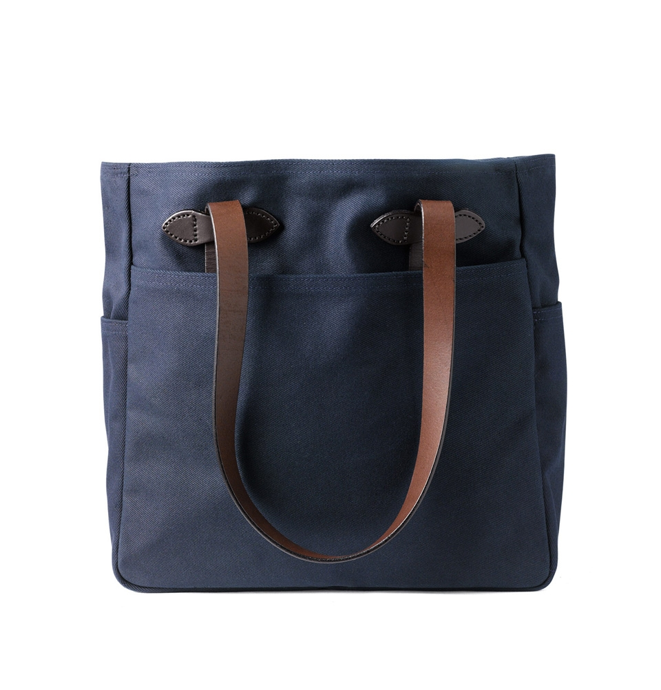 Filson Rugged Twill Tote Bag 11070260-Navy