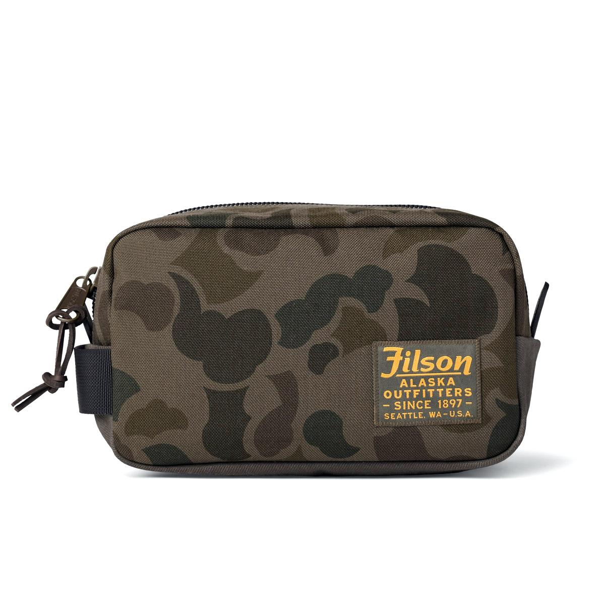 Filson Travel Pack 20186528-Dark Shrub Camo