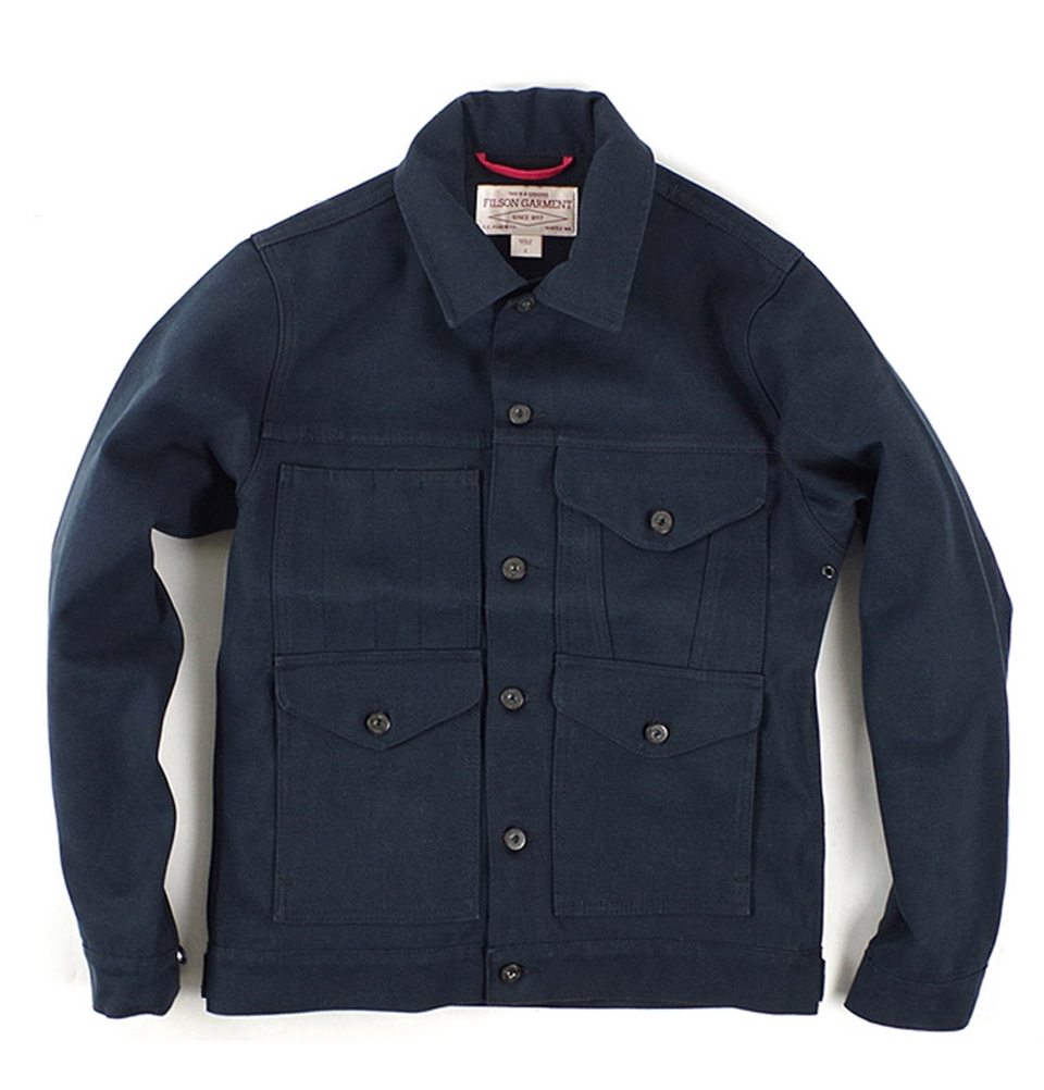 Filson Short Cruiser Midnight Navy