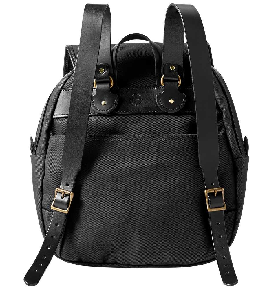 filson rucksack black klassische rucksack elegant und hochwertig. Black Bedroom Furniture Sets. Home Design Ideas
