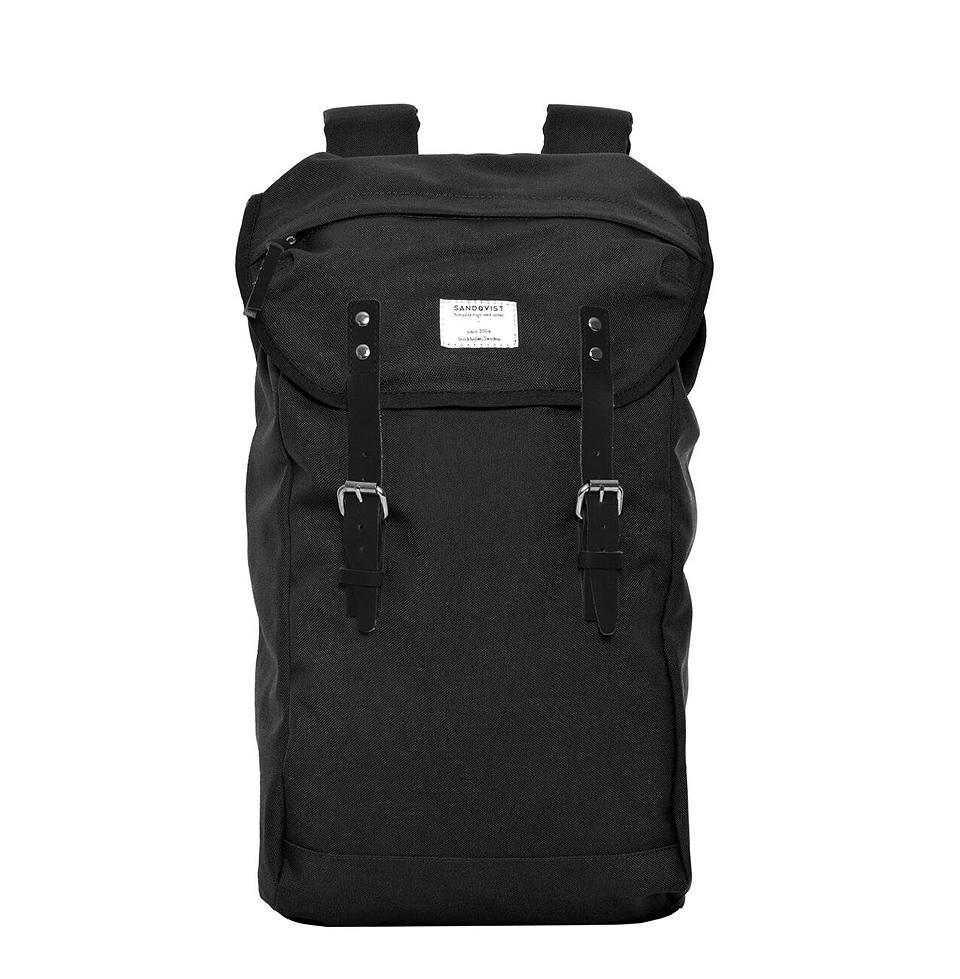 Sandqvist Hans backpack Black
