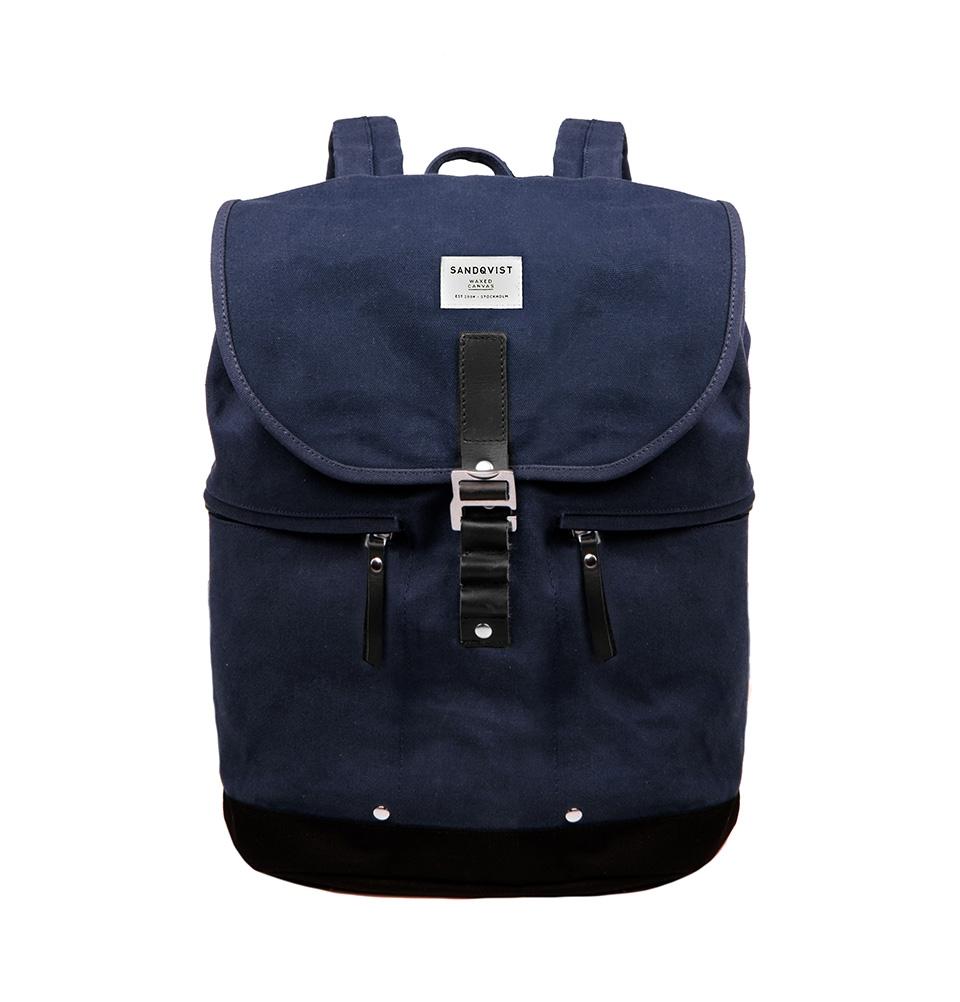 Sandqvist Gary backpack Blue