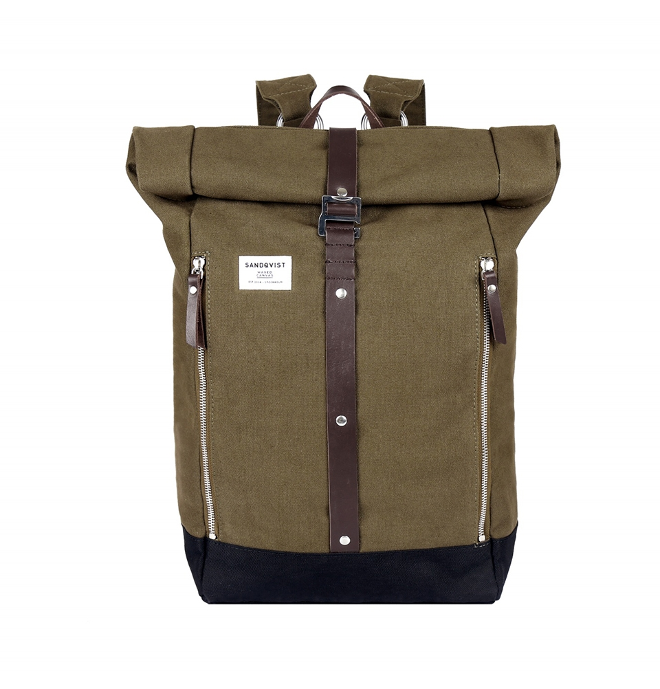 Sandqvist Rolf backpack Olive