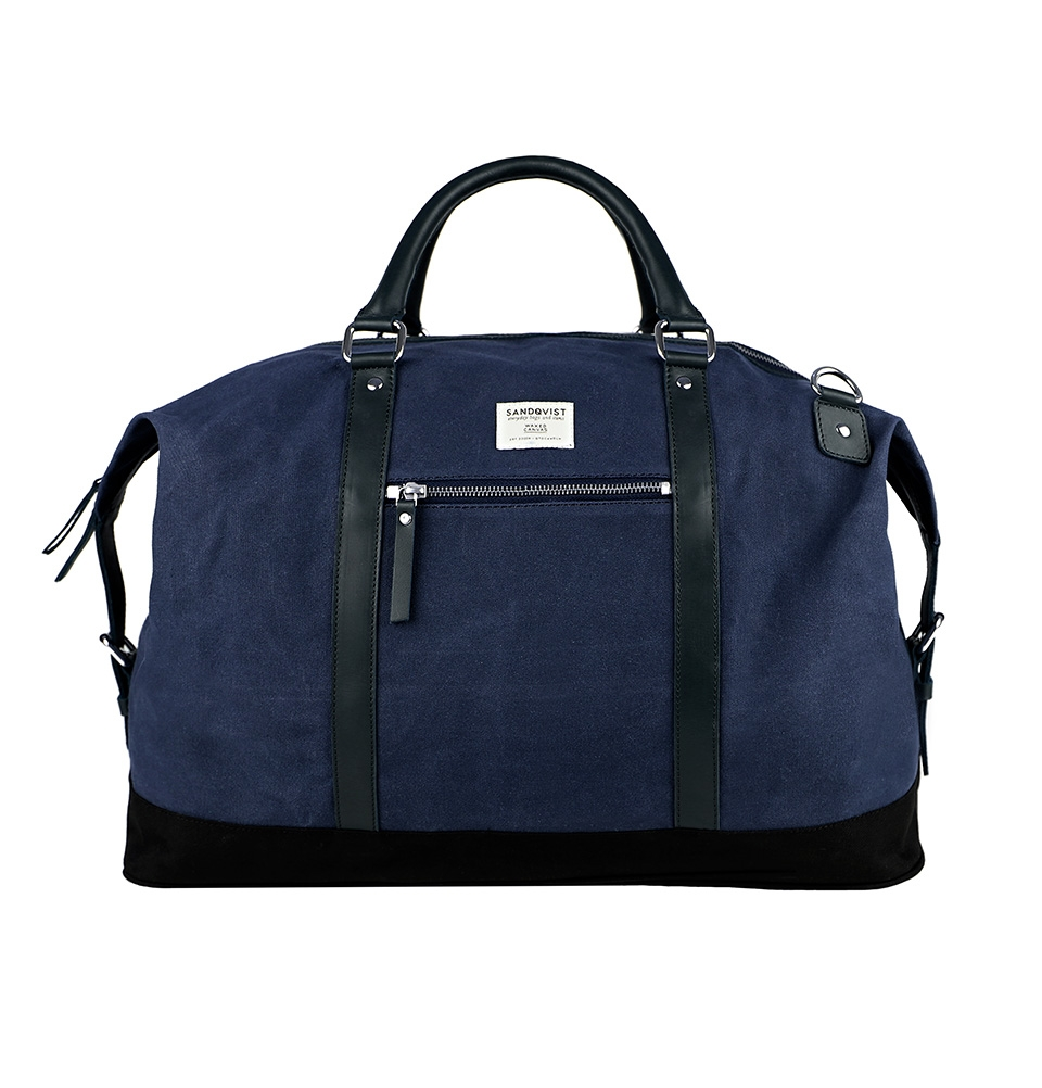 Sandqvist Jordan weekend bag Blue