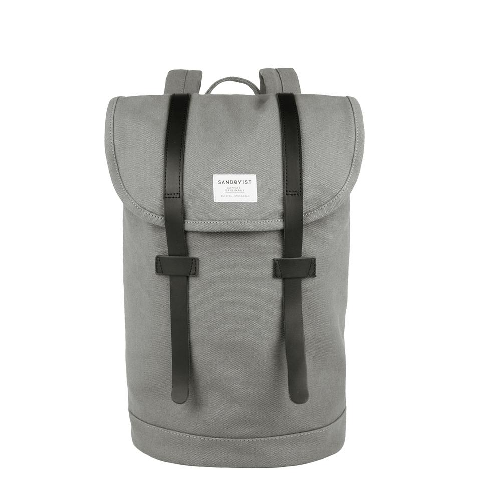 Sandqvist Stig backpack Grey
