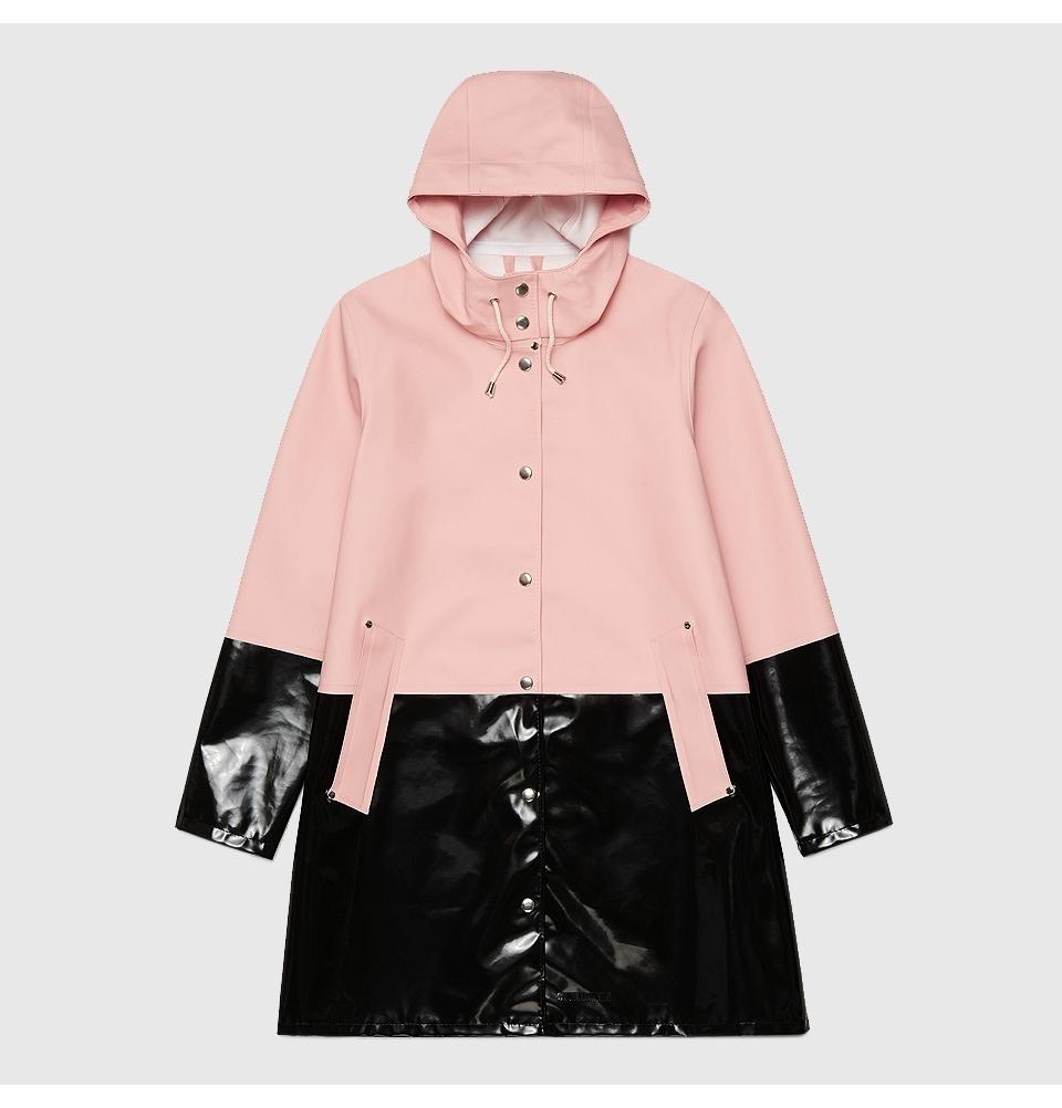 Stutterheim Mosebacke Half Pale Pink