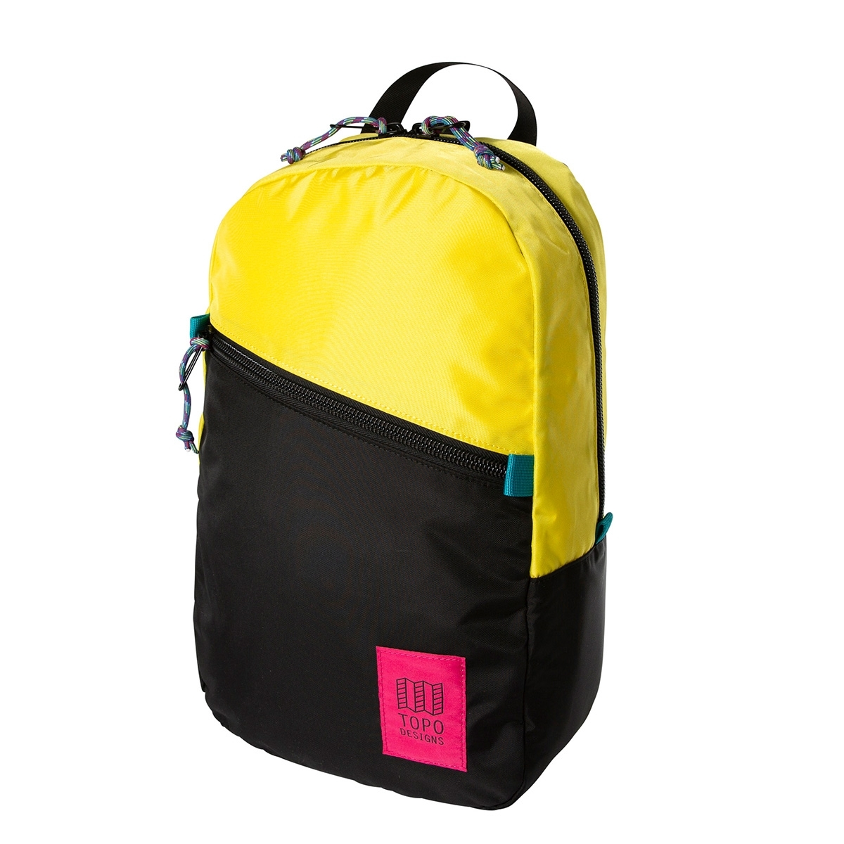Topo Designs Light Pack Yellow/Black