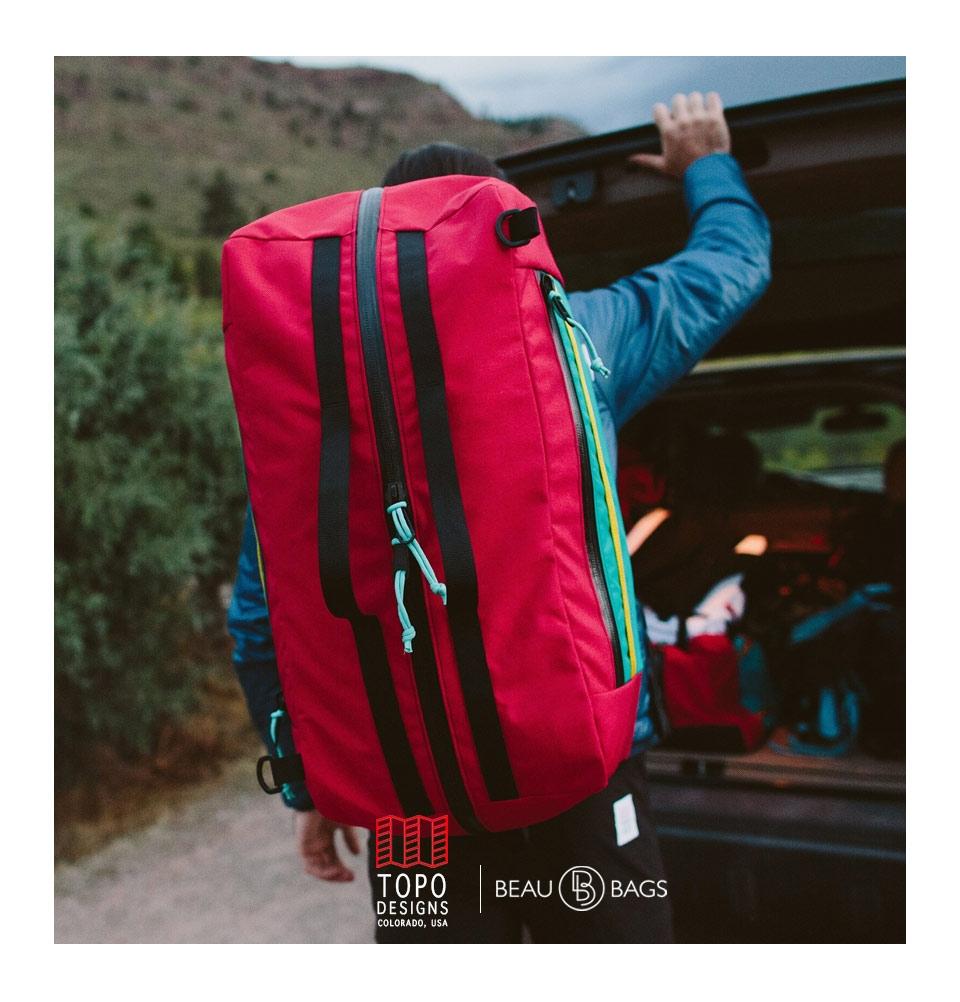 0164da72e topo designs mountain duffel schwarz die ideale beutezug tasche .