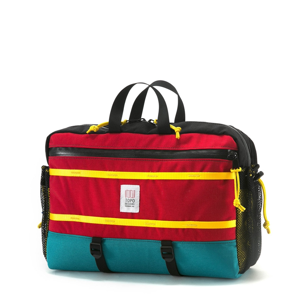 Topo Designs Mountain Messenger Red