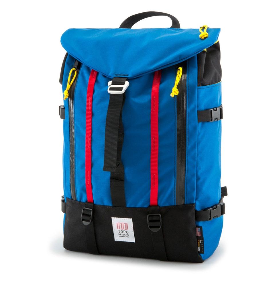 Topo Designs Mountain Pack Royal