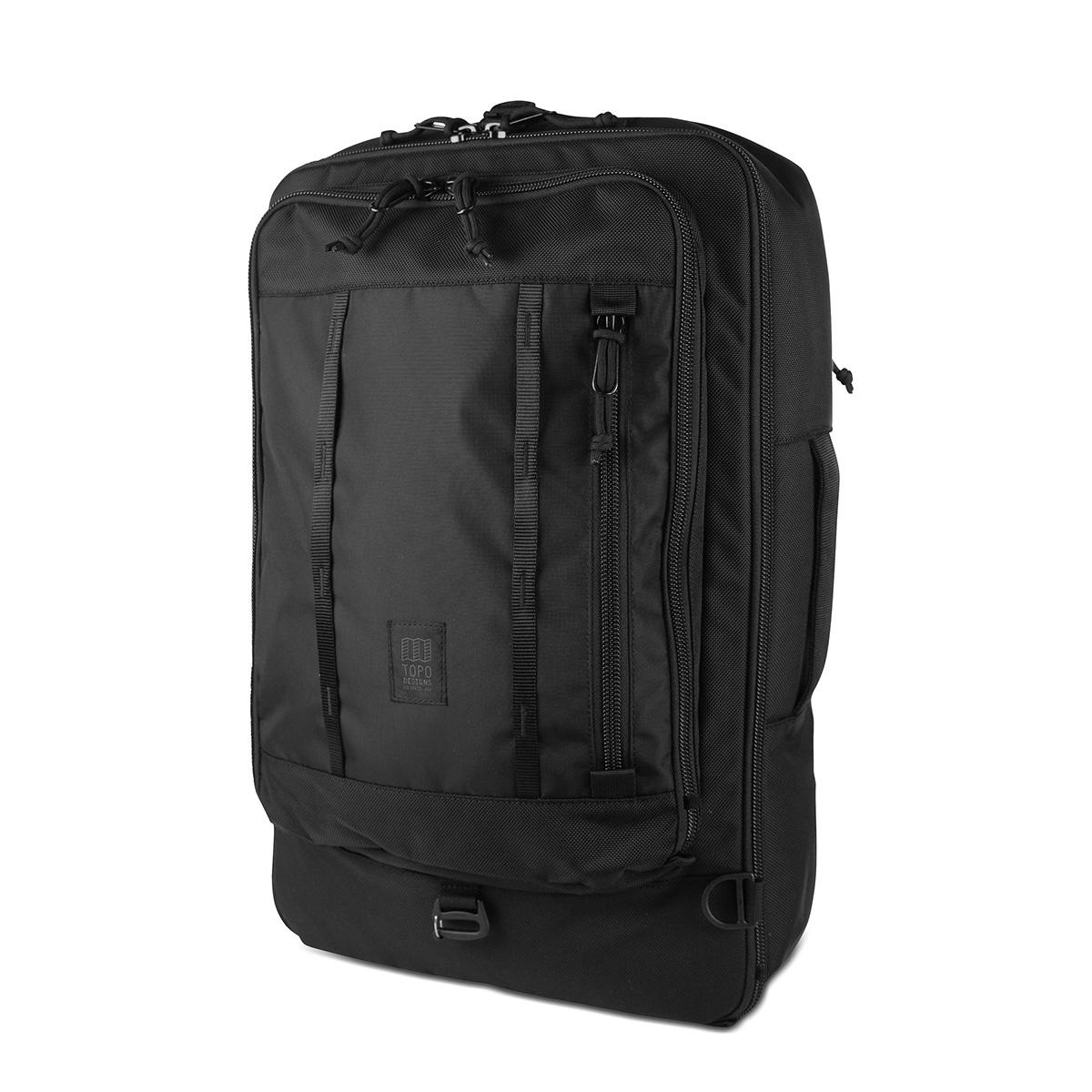 Topo Designs Travel Bag 30L Ballistic Black