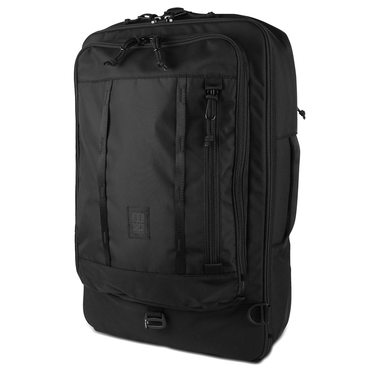Topo Designs Travel Bag 40L Ballistic Black
