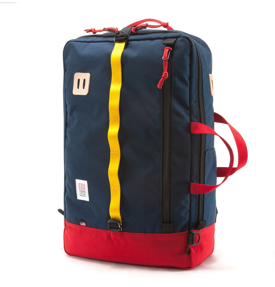 Topo Designs Travel Bag Navy