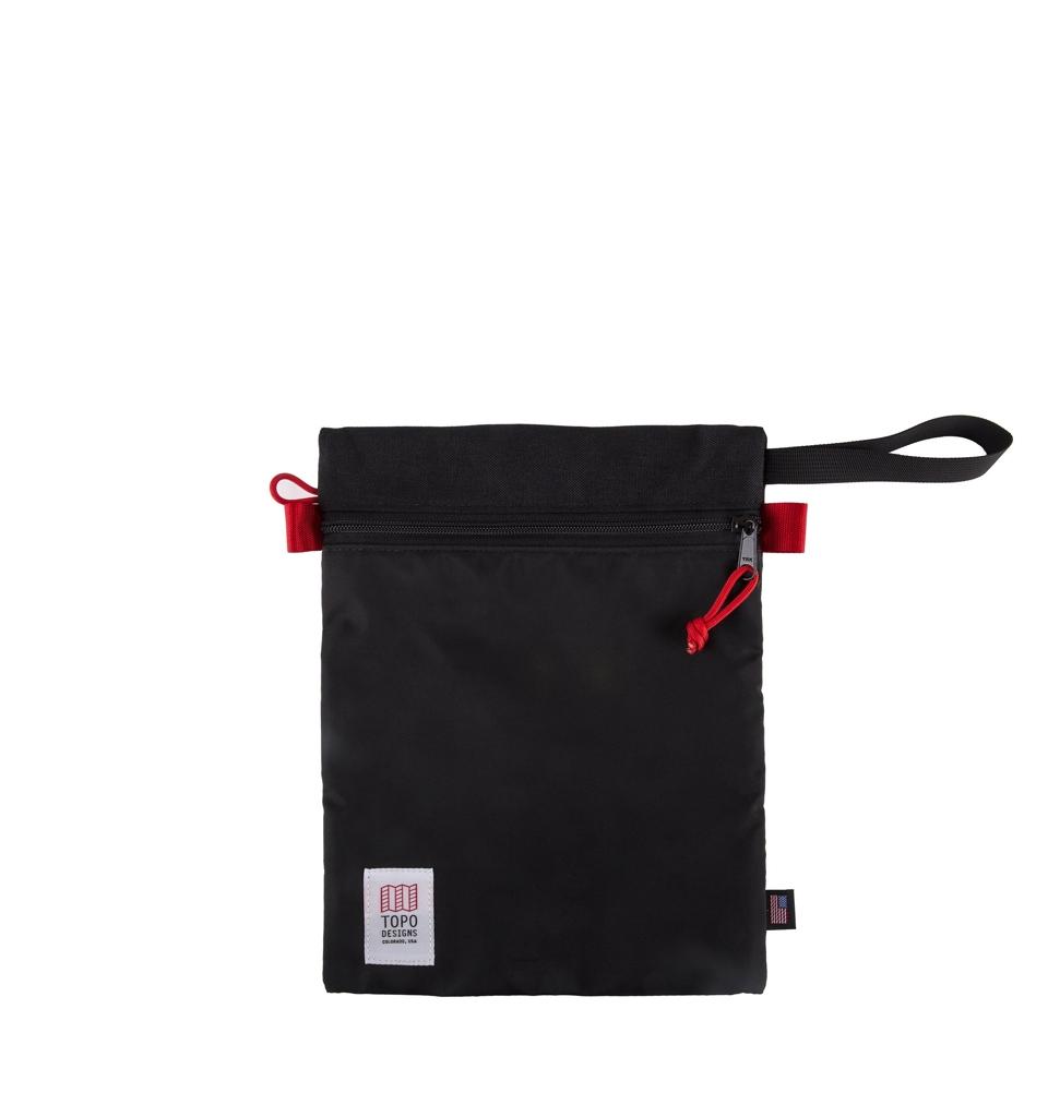 Topo Designs Utility Bag Black