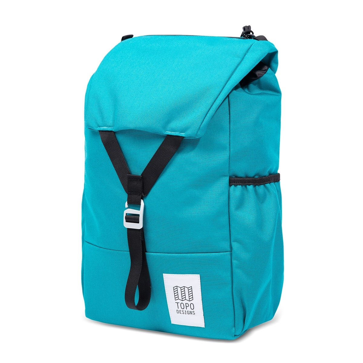 Topo Designs Y-Pack Turquoise