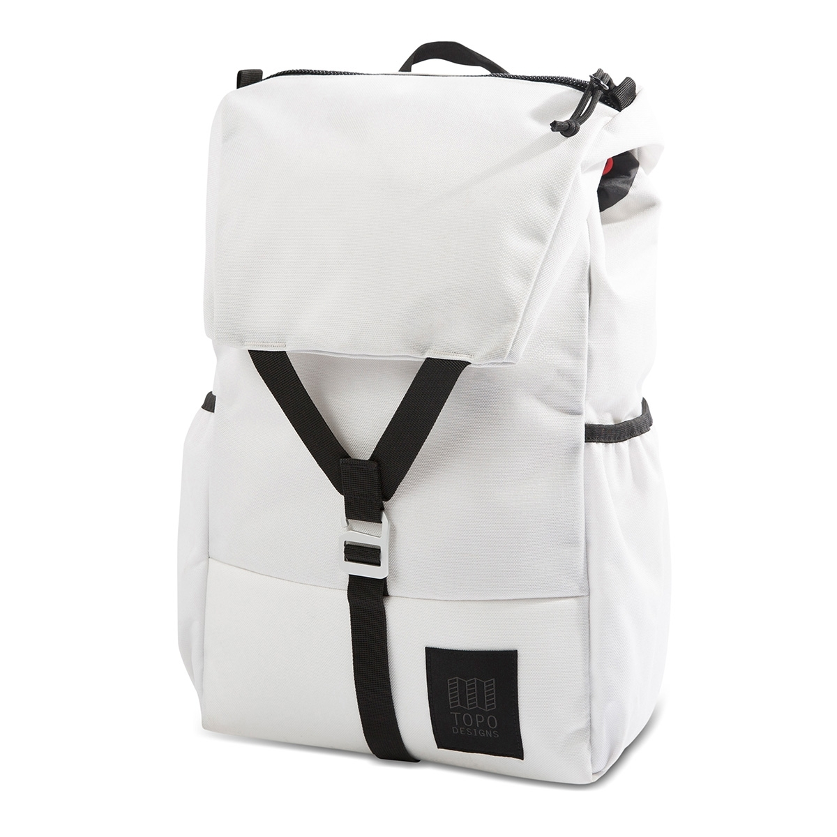 Topo Designs Y-Pack White