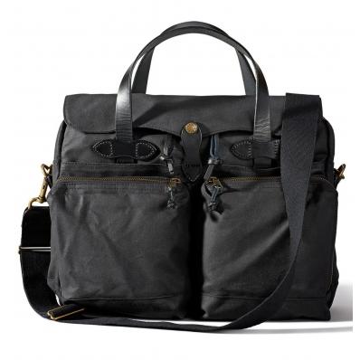 Filson 24-Hour Tin Briefcase 11070140 Black