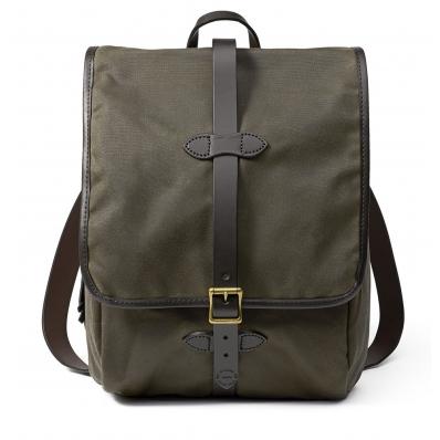 Filson Tin Cloth Backpack 11070017 Otter Green
