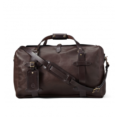 Filson Weatherproof Duffle-Medium Leather 11070397