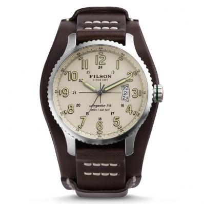 Filson Mackinaw Field Watch Cream