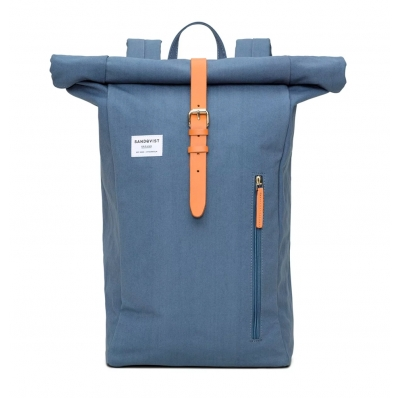 Sandqvist Dante Backpack Dusty Blue