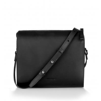 Sandqvist Frances Shoulder Bag Black