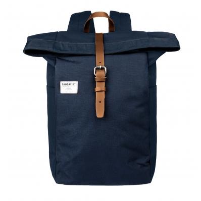 Sandqvist backpack Silas Blue