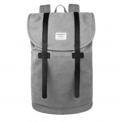 Sandqvist backpack Stig Blue