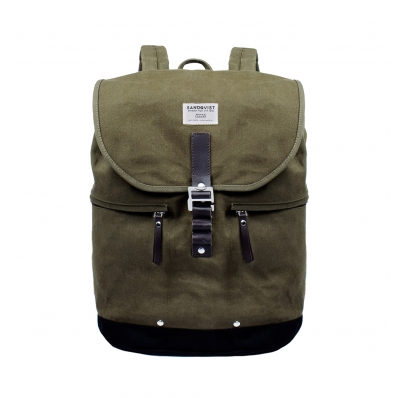 Sandqvist Backpack Gary black