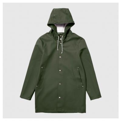 Stutterheim Raincoat Stockholm Green