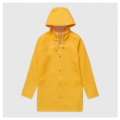 Stutterheim Stockholm Raincoat Yellow