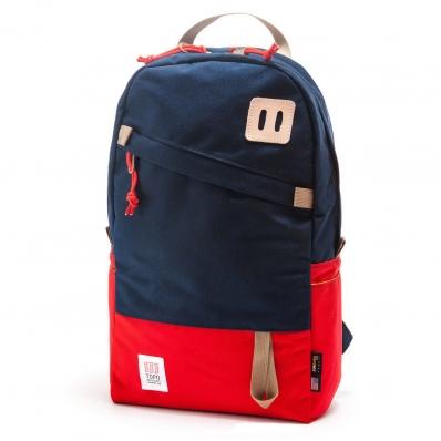 Topo Daypack Red/Navy