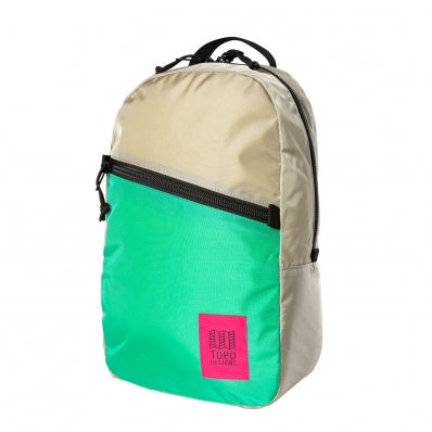 Topo Designs Light Pack Silver/Mint
