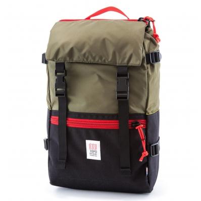 Topo Rover Pack Black/Olive